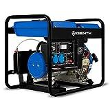 EBERTH 3000 Watt Diesel Stromerz...