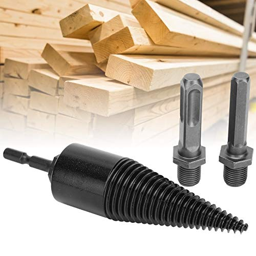 Emoshayoga para Taladro eléctrico doméstico, Brocas para máquina cortadora de leña, Broca para Cortar Troncos de Herramienta de Carpintero