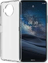 Nokia 8.3 5G and Clear Case   Android 10   Unlocked Smartphone   Dual SIM   US Version   8/128GB   6.81-Inch Screen   64MP...