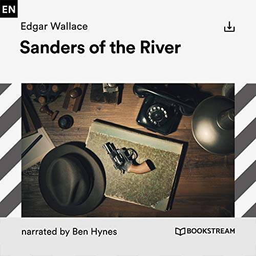 Sanders of the River  By  cover art