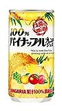 サンガリア 100%パイナップルブレンドジュース(190g*30本入)
