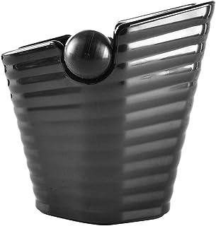Fenteer Boîte à café pour Marc de café, récipient à café en Plastique ABS, Noir - Style03