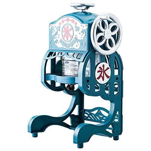 Ice Crusher Smoothies Elektrische Ice Shaver Maschine Eiscrusher Fluffy Rasierer Maschine Snow Cone Maker Eismaschine Eiszerkleinerer,220V,Haus Und Gewerbliche Nutzung
