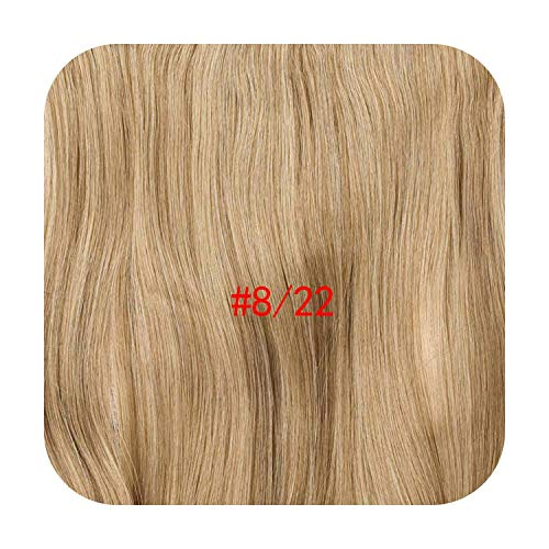190G Wavy Clip En Une Seule Pièce Extensions De Cheveux 24 Pouces 17 Couleurs Disponibles Synthétique Extension De Cheveux En Fibre Résistante À La Chaleur-8-22-24Inches