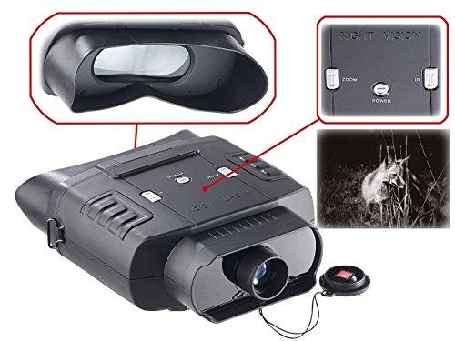 Zavarius Infrarot Fernglas: Digitales Nachtsichtgerät DN-600 Erfahrungen & Preisvergleich
