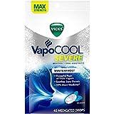 VapoCOOL Severe Medicated Drops, Winterfrost, 45 Drops