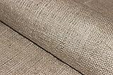 Burlapper Burlap Fabric, 40' H, 5 yd