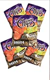 CHIPS FUEGO (BOX WITH 5 BAGS) (CHIPS FUEGO (BOX WITH 5 BAGS))
