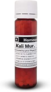 Kali MURIATICUM 6C Homeopathic Remedy in 10 Gram