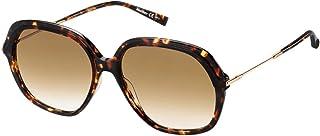 نظارات شمسية ام ام كلاسي اكس للسيدات من ماكسمارا، بني هافانا، 58