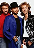 Perfect A4 Poster The Bee Gees