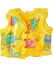 intex Tropical Buddies Swim Vest, Multi-Colour, Ages 3-5, 59661