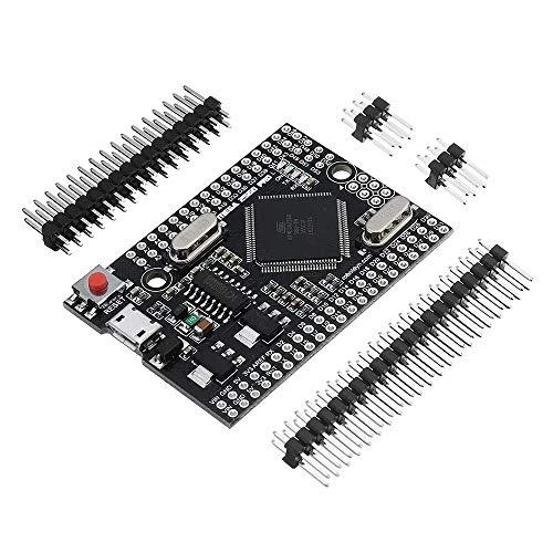 Se puede utilizar for placas Arduino Mega 2560 PRO tablero del módulo (Insertar) CH340G ATmega2560-16AU Desarrollo Con Pin encabezados RobotDyn Módulo de la placa de desarrollo