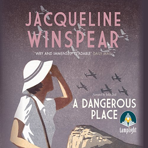 A Dangerous Place audiobook cover art