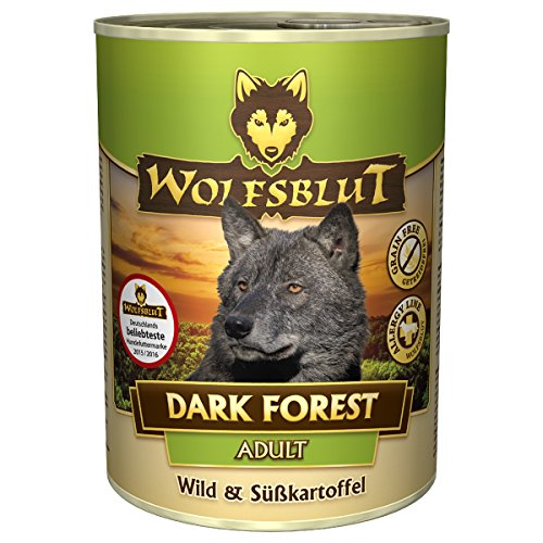Wolfsblut Dark Forest 395gr