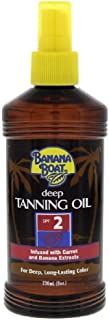Banana Boat Deep Tanning Oil SPF2 236 ml