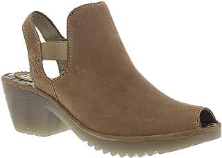 Para Amazon Tacón MujerY De esBeige Zapatos OTXiPkZu