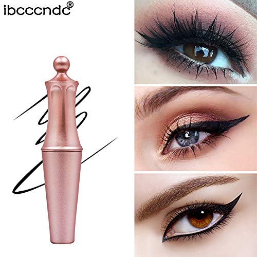 Rabusion Health For Magic Magnetic Eyeliner for Magnets Eyelashes Fast Drying Waterproof Sweat-proof Long-lasting Liquid Eyeliner