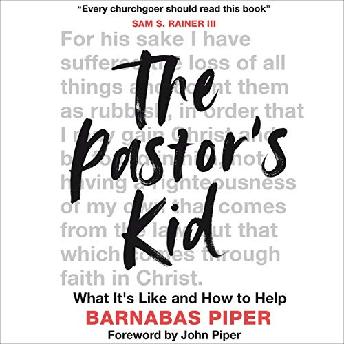 The Pastor's Kid cover art