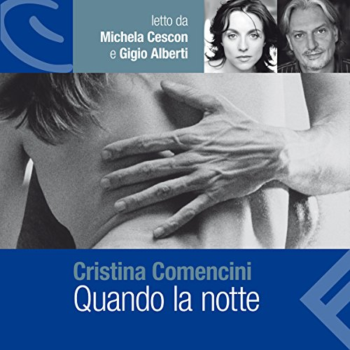 Quando la notte audiobook cover art