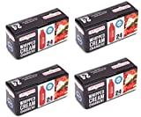 Chef-Master Whipped Cream Chargers, Pack of 600 x 8 gram Cartridges for Whipped Cream Chargers, Nitrous Oxide Cream Chargers, Easy to Use, Value Pack of 600 Units