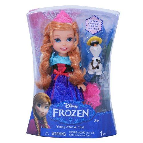 La Reine des Neiges et Anna (Disney FROZEN) Ana & Olaf (Anna & Olaf) chiffre