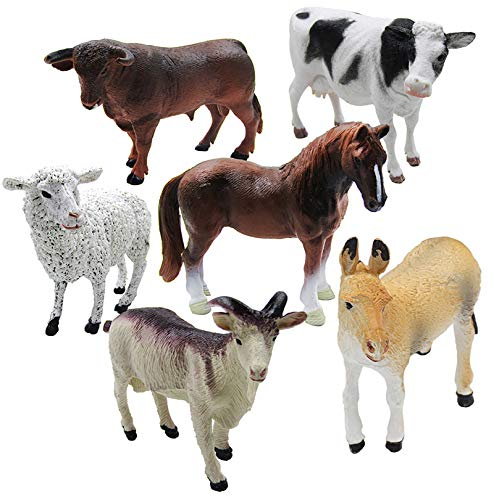 Top 10 best selling list for soft plastic farm animal toys