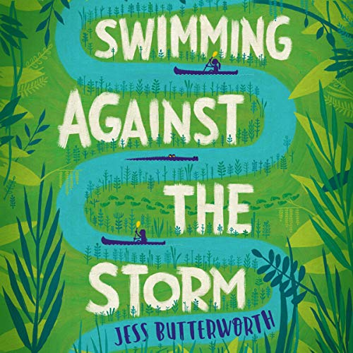 Swimming Against the Storm audiobook cover art
