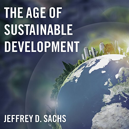 The Age of Sustainable Development audiobook cover art