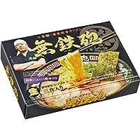 京都ラーメン無鉄砲 20個入 3人前×20 ラーメン 豚骨ラーメン 京都