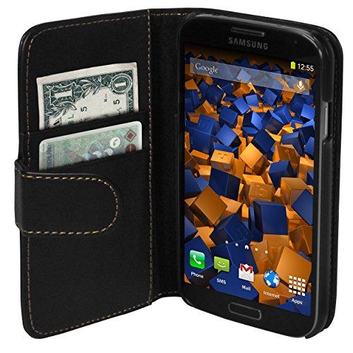 mumbi Tasche im Bookstyle für Samsung Galaxy S4