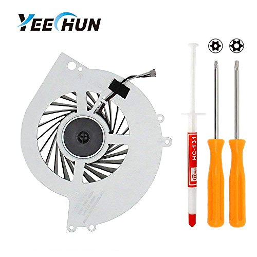 YEECHUN Replacement Internal CPU Cooling Fan for Sony PlayStation 4...
