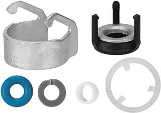 Qii lu Fuel Injector Seal Repair Kit for Tiguan 2010-2014 Beetle 2.0L 2012-2014 Jetta Passat 06h998907a