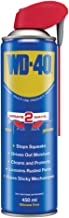 APUK WD40 WD-40 Multi-Use Smart Straw 450ml Spray Aerosol Can Clean Rust Lubricant