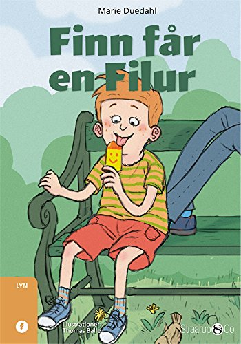 Finn får en Filur (Lyn) (Danish Edition)