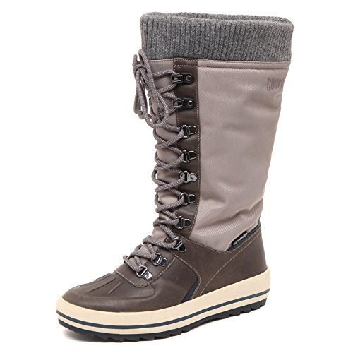 Cougar D8582 (Without Box) Stivale Donna Tissue Vancouver Brown/Taupe Boot Woman [6 US-37 EU]