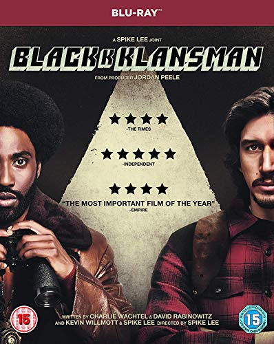 BlackkKlansman (Blu-Ray) [2018] [Region Free]