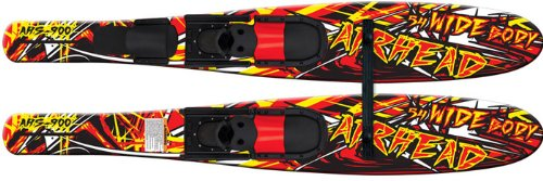 AIRHEAD WIDE BODY Combo Skis, 53