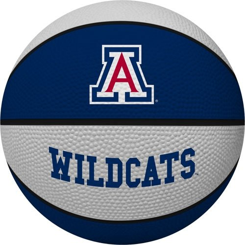 Rawlings NCAA Crossover Basketball in voller Größe, Arizona Wildcats, Size 7