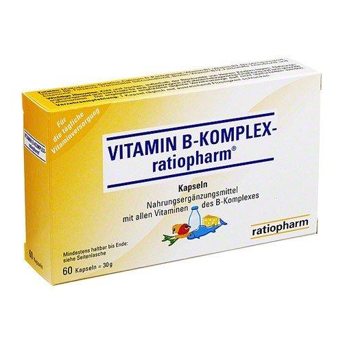 VITAMIN B KOMPLEX RATIOPH