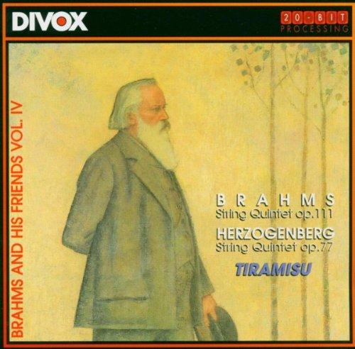 [Brahms And His Friends Vol. 4] Brahms: String Quintet, Op. 111/...