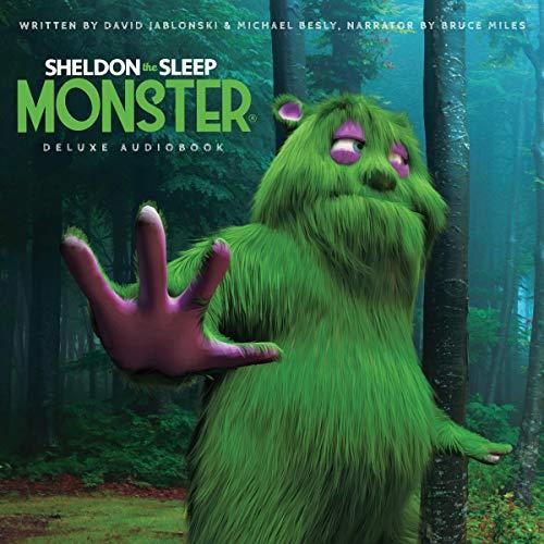 Sheldon the Sleep Monster  By  cover art