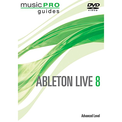 Ableton Live 8: Advance Level [Reino Unido] [DVD]