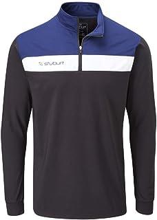 Stuburt Golf SBTOP1122 Mens Evolve Extreme Half Zip Mid Layer Thermal & Breathable Sports Golf Top Jacket Coa