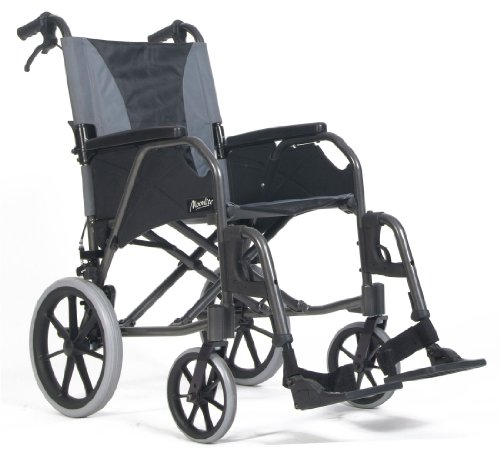 Sunrise Medical Breezy Moonlite Compact Lightweight Wheelchair by Sunrise Medical 🔥