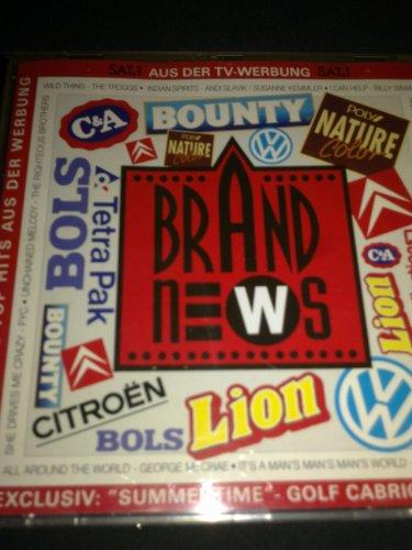 Brand News-Songs aus der Sat.1 TV Werbung (1994)