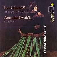String Quartets 1 & 2 / Cypresses