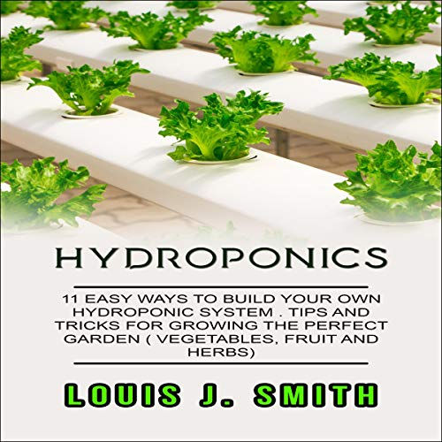 Hydroponics  By  cover art