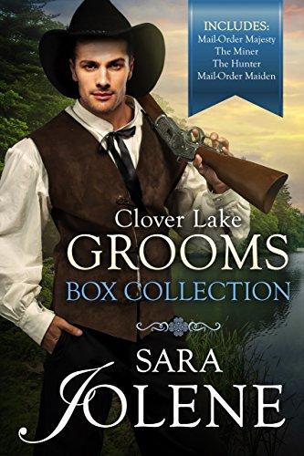 Clover Lake Grooms Box Set (Brides of Beckham): Books 1-4 (English Edition)