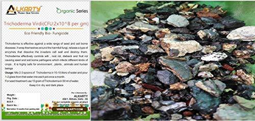 Cinder for Plants 800 Grams Trichoderma antifungal Powder 200 Grams
